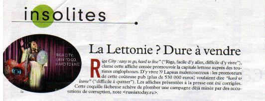 Une bourde de €530 000
