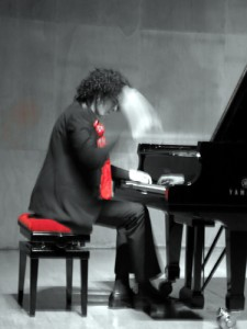Simon Ghraichy, pianiste